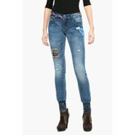 デシグアル Desigual DENIM_BROKE DE (DENIM DARK BLUE)