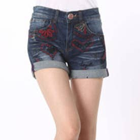 デシグアル Desigual DENIM_FULL EMB (DENIM DARK BLUE)