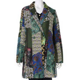 デシグアル Desigual ABRIG_RAQUEL (ANTIQUE GREEN)