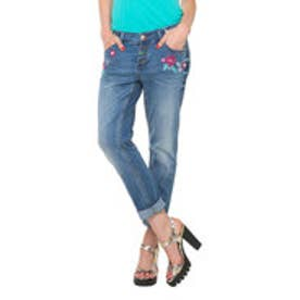 デシグアル Desigual DENIM_ETHNIC TEFLORES (DENIM MEDIUM WASH)