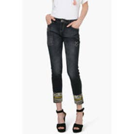 デシグアル Desigual DENIM_JEANS 4 (DENIM BLACK WASH)