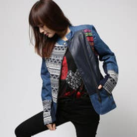 デシグアル Desigual CHAQ_MARY REP (NAVY)