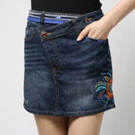 デシグアル Desigual FAL_MILLAS REP (DENIM MEDIUM WASH)