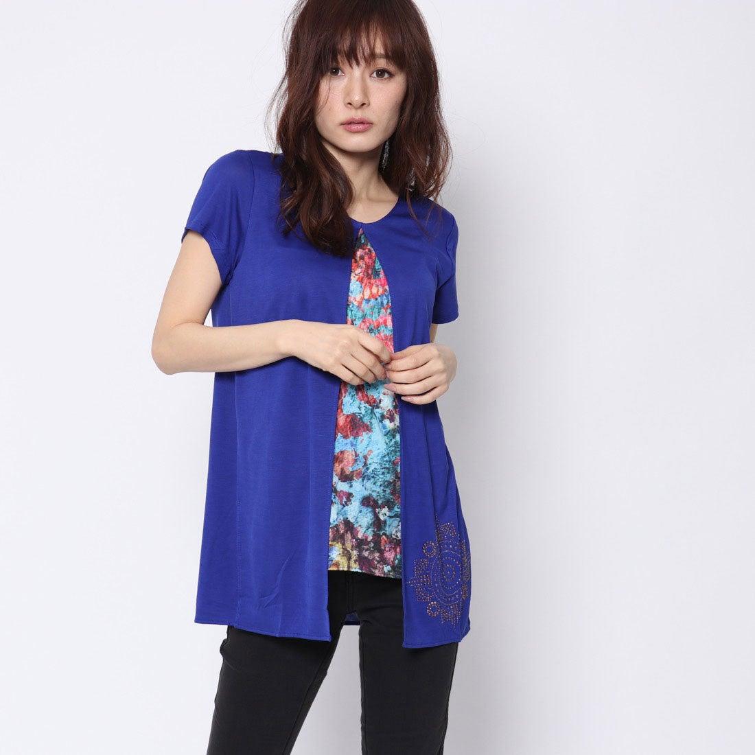3a061718be730 デシグアル Desigual Tシャツ・カットソー -靴&ファッション通販 ロコンド〜自宅で試着、気軽に返品