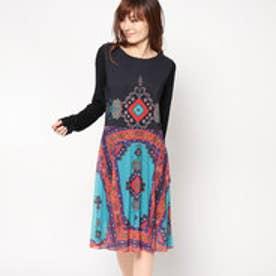 デシグアル Desigual ドレス/ワンピース (グリーン系)