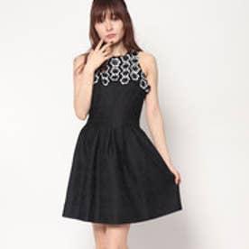 デシグアル Desigual ワンピース/ドレス (ブラック系)