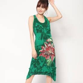 デシグアル Desigual ワンピース/ドレス (グリーン系)