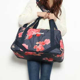 デシグアル Desigual SCARLET BLOOM CARRY BAG (ブルー)