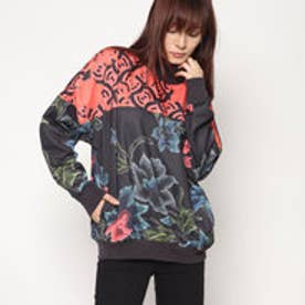 デシグアル Desigual SWEAT TECNICO GEOPATCH (ブルー)