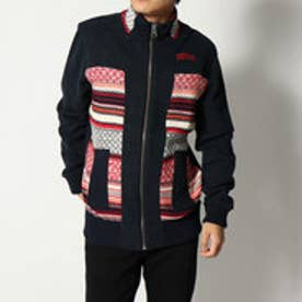 デシグアル Desigual MAN KNIT SWEAT LONG SLEEVE (Blue/Navy)