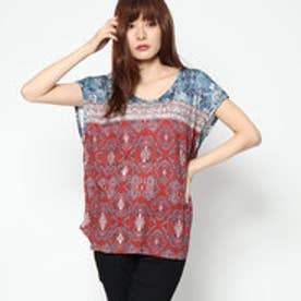 デシグアル Desigual WOMAN KNIT T-SHIRT SHORT SLEEVE (3145)