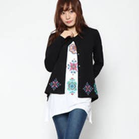 デシグアル Desigual WOMAN KNIT SWEAT JACKET (2000)