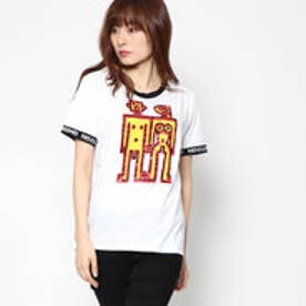 デシグアル Desigual WOMAN KNIT T-SHIRT SHORT SLEEVE (1000)