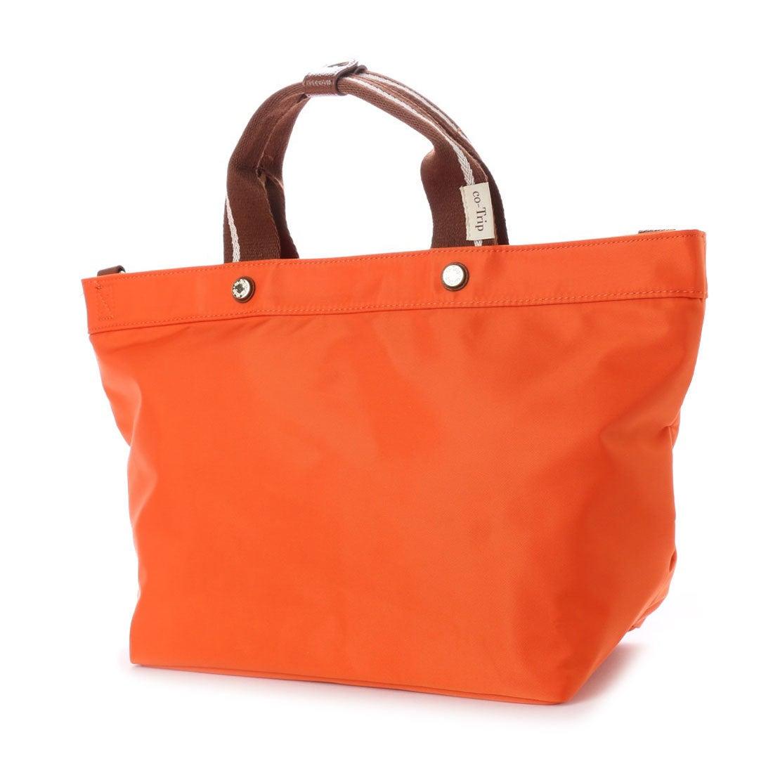 コトリップ ことりっぷ 軽量 普段使いにぴったりなことりっぷ トートバッグ (オレンジ) レディース