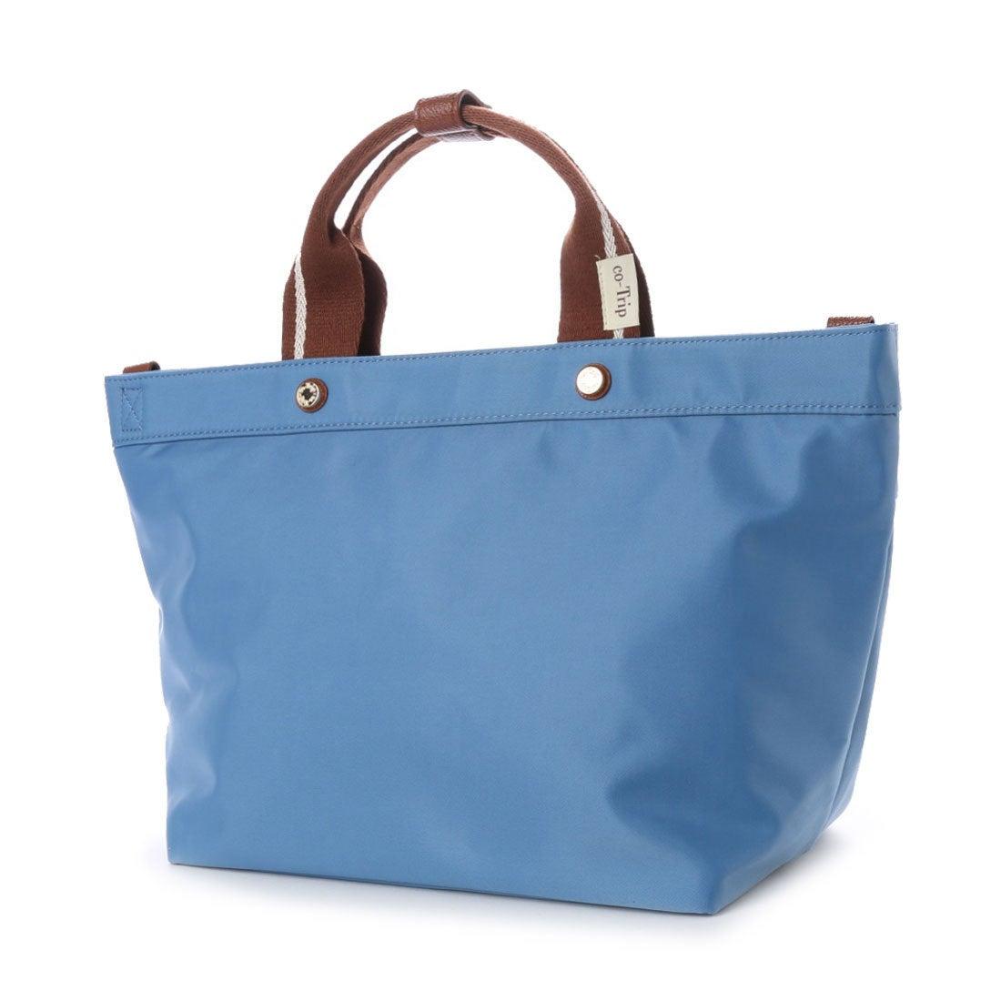 コトリップ ことりっぷ 軽量 普段使いにぴったりなことりっぷ トートバッグ (ブルー) レディース
