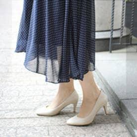 ランダ RANDA 【ストレスフリー】走れる美脚パンプス (L.GRAY)