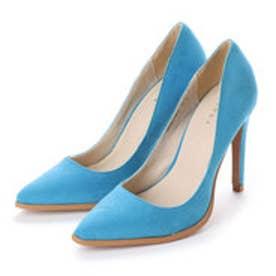 ランダ RANDA ポインテッドトゥハイヒールパンプス (BLUE)