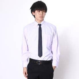 大丸・松坂屋 カミチッシマ Camicissima レギュラーフィット 長袖ボタンダウンシャツ (ピンク)
