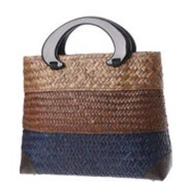 カンカン KANKAN シーグラス3カラーバッグ (ブルー)