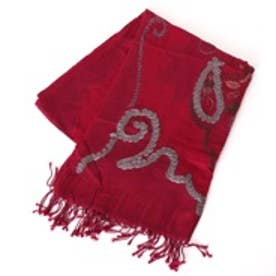 カンカン KANKAN コットンウール刺繍ショール (PL)
