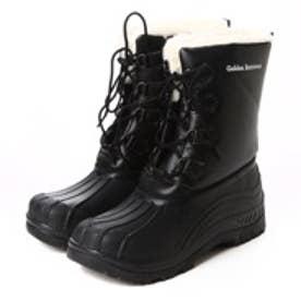 ゴールデンレトリバー Golden Retriver 防寒ブーツ(4?防水撥水付き) (BLK)