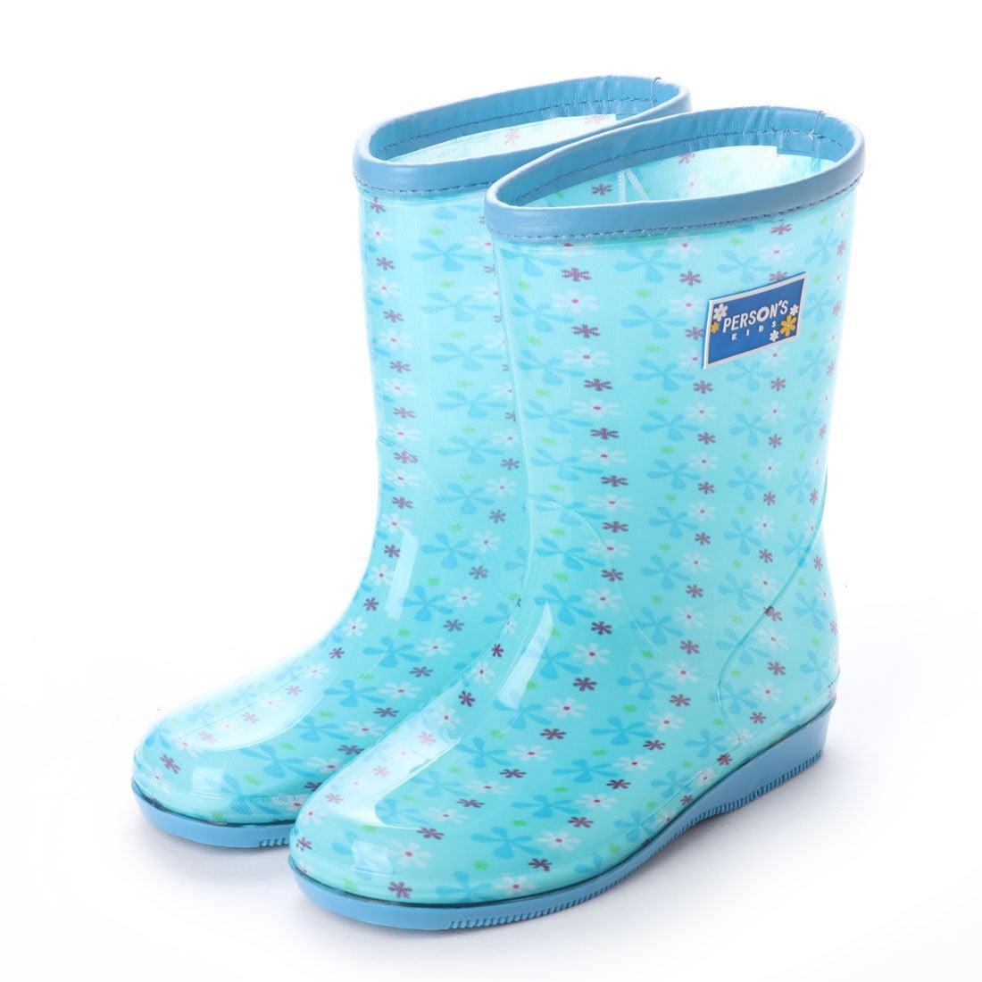 ロコンド 靴とファッションの通販サイトパーソンズキッズ PERSON'S KIDS レインブーツ 長靴 (SAX)