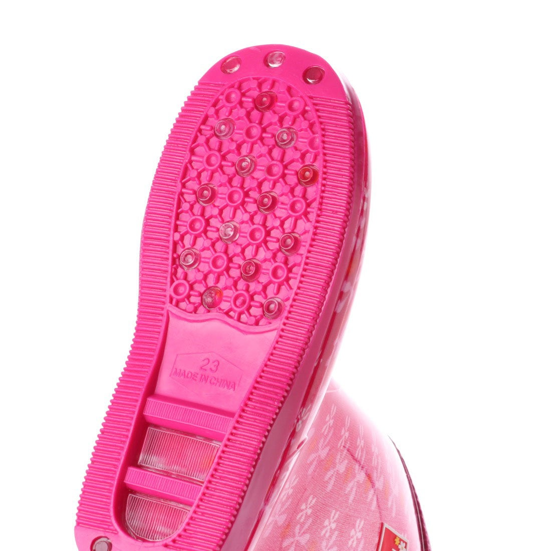 350882283d22a パーソンズキッズ PERSON S KIDS レインブーツ 長靴 (PINK) -靴 ...