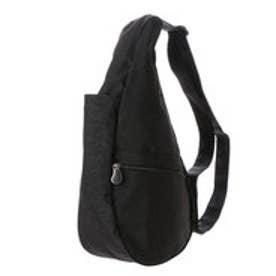 ヘルシー バック バッグ Healthy Back Bag テクスチャードナイロン Sサイズ ブラック (ブラック)