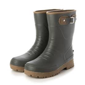 エニーウォーク Anywalk メンズ SuperLight レインブーツ軽量 防滑 長靴  aw_17080(KHAKI)