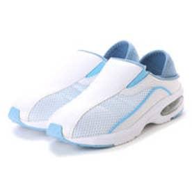 エンジェルフィット Angel fit ナースシューズ 2WAY サイドゴア クロッグ スニーカータイプ・af_16544 (BLUE)