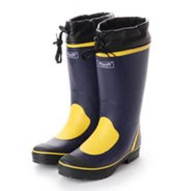 ジョリーウォーク Jolly Walk 紳士ゴム長靴 メンズ レインブーツ ウォーターシューズ 釣りシューズ JW211 (NAVY)