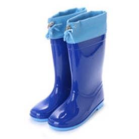 ケーズプラス K's PLUS 巾着付き 水・雪の浸入防止 レインシューズ 16cm-24cm キッズ,ベビー,男の子,女の子,長靴,レインブーツ,子供 (NAVY)