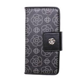 クレイサス CLATHAS デルタ iPhone6 手帳型モバイルケース (ブラック)
