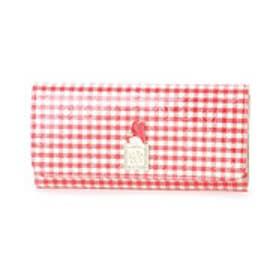 クレイサス CLATHAS マイメロ×ベティ かぶせ型長財布 (レッド)