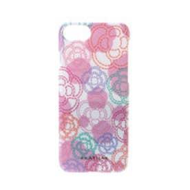 クレイサス CLATHAS アマレッティ iPhone7/8スマホカバー (ピンク)