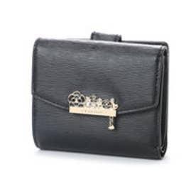 クレイサス CLATHAS ベルリーナ 2つ折り財布 (ブラック)