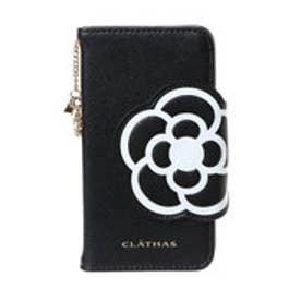 クレイサス CLATHAS ガレット iPhoneケース (ブラック)