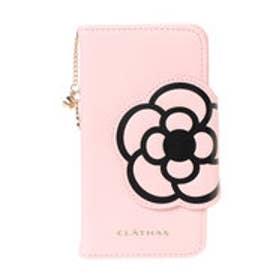クレイサス CLATHAS ガレット iPhoneケース (ピンク)