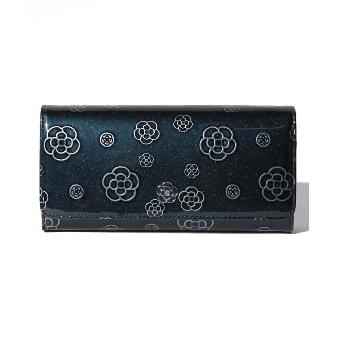 1726de81839c クレイサス CLATHAS アルゴ フラップ長財布 (ネイビー) -靴&ファッション通販 ロコンド〜自宅で試着、気軽に返品