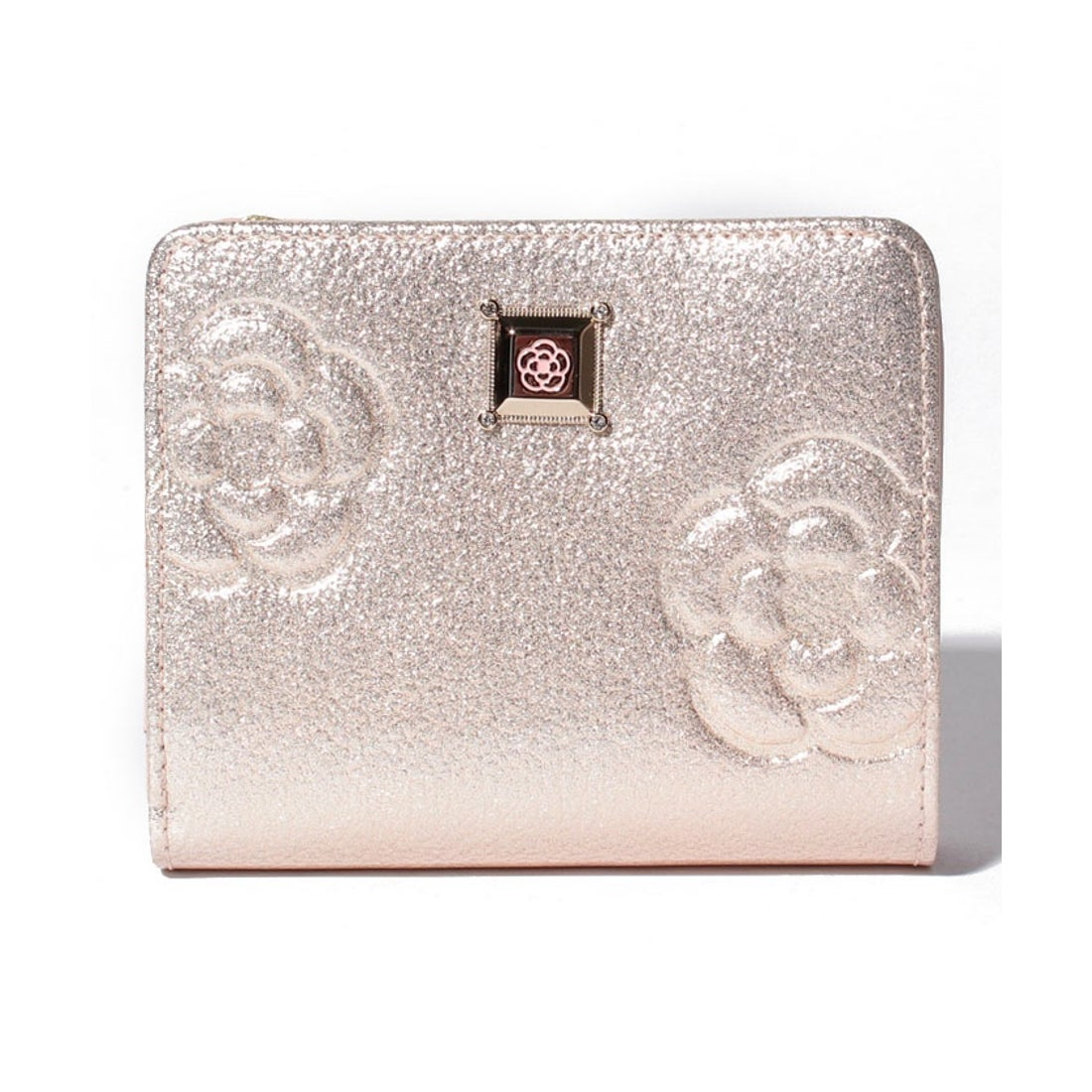 ba57e69da8f3 クレイサス CLATHAS マリーゴールド 2つ折り財布 (ピンク) -靴&ファッション通販 ロコンド〜自宅で試着、気軽に返品