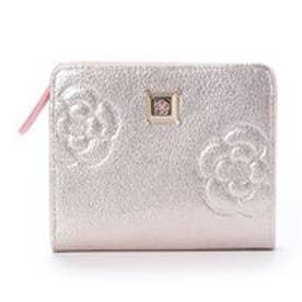 クレイサス CLATHAS マリーゴールド 2つ折り財布 (ピンク)