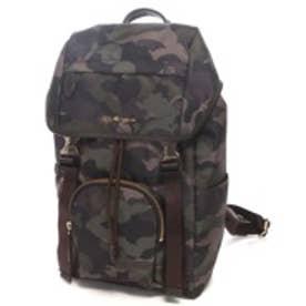 ケイタマルヤマ アクセサリーズ KEITAMARUYAMA accessories Camouflage リュックサック (カーキ)