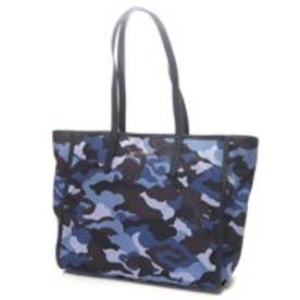 ケイタマルヤマ アクセサリーズ KEITAMARUYAMA accessories Camouflage トートバッグ (ブルー)
