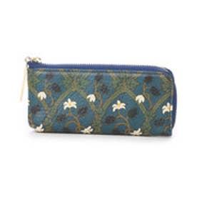 ケイタマルヤマ アクセサリーズ KEITAMARUYAMA accessories CASSIS キーケース (ブルー)