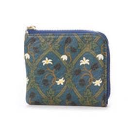 ケイタマルヤマ アクセサリーズ KEITAMARUYAMA accessories CASSIS マルチケース (ブルー)