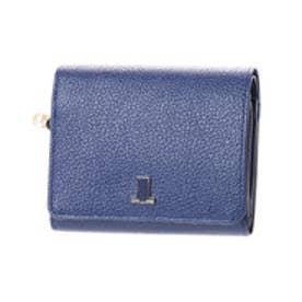 ランバン オン ブルー LANVIN en Bleu デュボワ 2つ折り財布 (ミッドナイト)