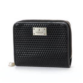 ランバン コレクション LANVIN COLLECTION イザベル 2つ折り財布 (ブラック)