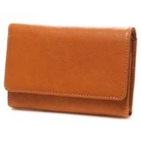 カナザワイチキュウロクイチ Kanazawa1961 ベジタブルレザー スマホ財布(キャメル)