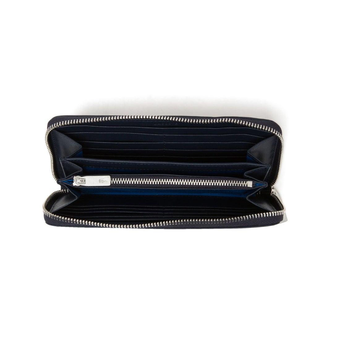 aa10b6671a35 ラコステ LACOSTE FG 長財布 (ブラック) -ラグジュアリーブランド通販 ...