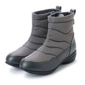 エル スポーツ ELLESPORT 4.5cmEVA軽量撥水ブーツ (GRY)